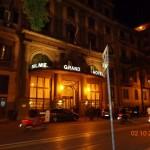 """Палермо - """"добрите бизнесмени"""" се срещат в Hotel des Palmes - 1957 г."""
