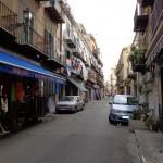 Улица в Палермо