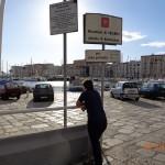 Пристанището в Палермо
