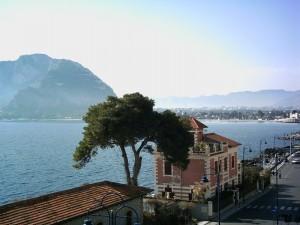 "Хълмът Монтепелегрино и квартал ""Мондело"" - Палермо"