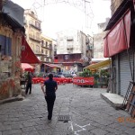 """Пазарът """"Вучирия"""" в Палермо"""