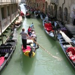 Венеция - гондоли 1