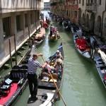 Венеция - гондоли 2