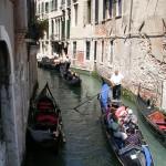 Венеция - гондоли 3