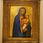 """Галерия """"Уфици"""" – Мазачо – """"Богородица с младенеца"""""""