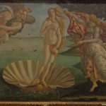 """Галерия """"Уфици"""" – Сандро Ботичели – """"Раждането на Венера"""""""