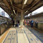 Строените чистачи на гарата в Токио