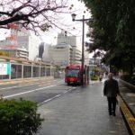 Туристическият автобус в Хирошима (JR Pass)