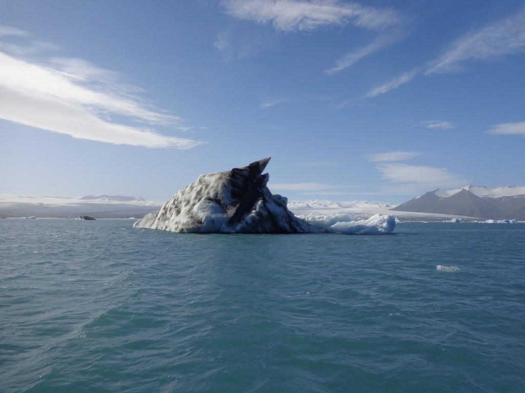 Ледниковата лагуна Йокулсарлон