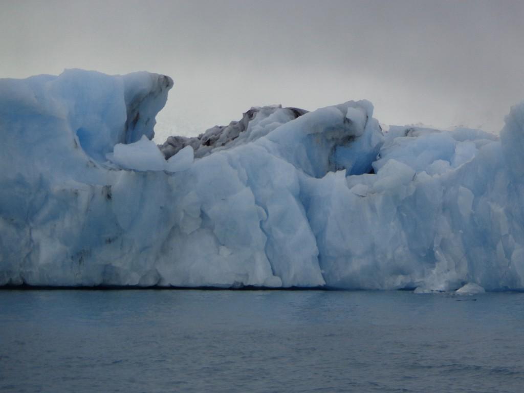 Ледникът Ватнайокутл отблизо