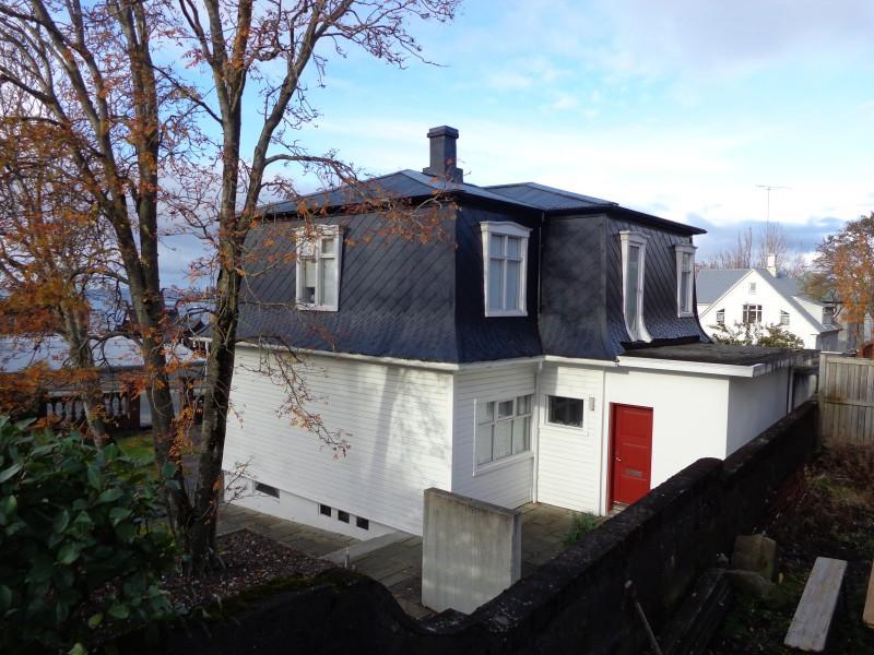 Архитектурата на Хапнарфьордур