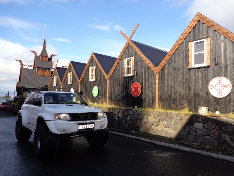 Исландия е рай за високопроходимите джипове