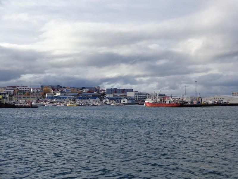 Заливът на Хапнарфьордур