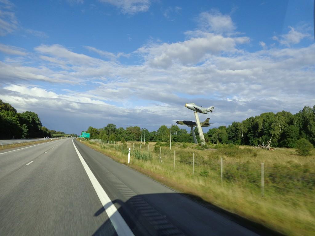Авиационно вдъхновение край Линшьопинг - сърцето на шведското самолетостроене