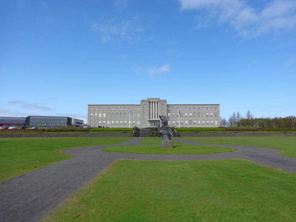 Университетът на Исландия - ректорат