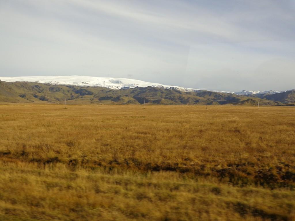 Вулканът Катла