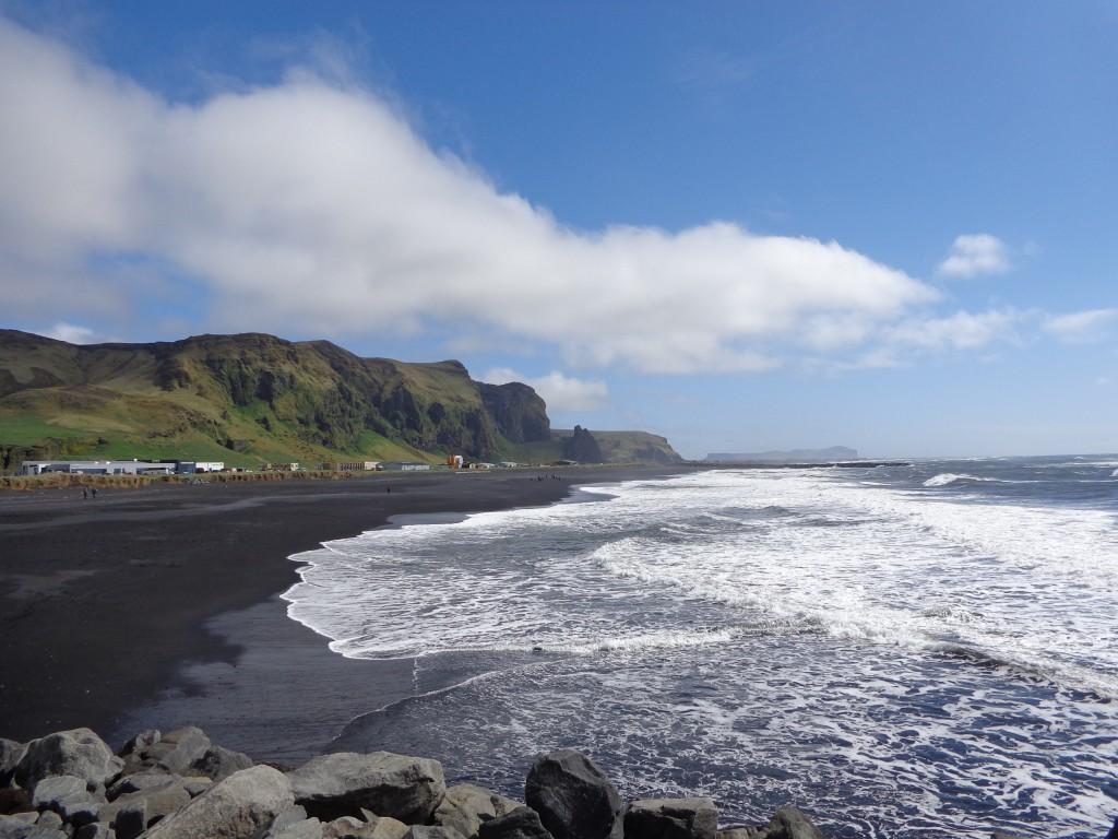 Вик - най-южната точка на Исландия