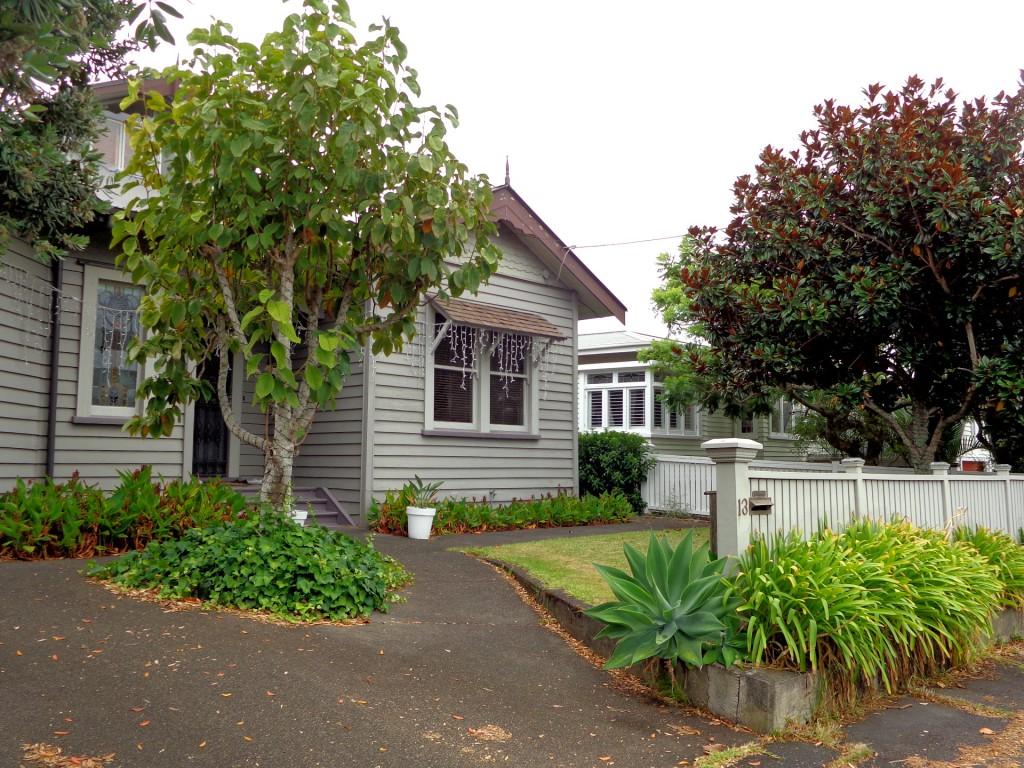 Окланд, едноетажната Нова Зеландия