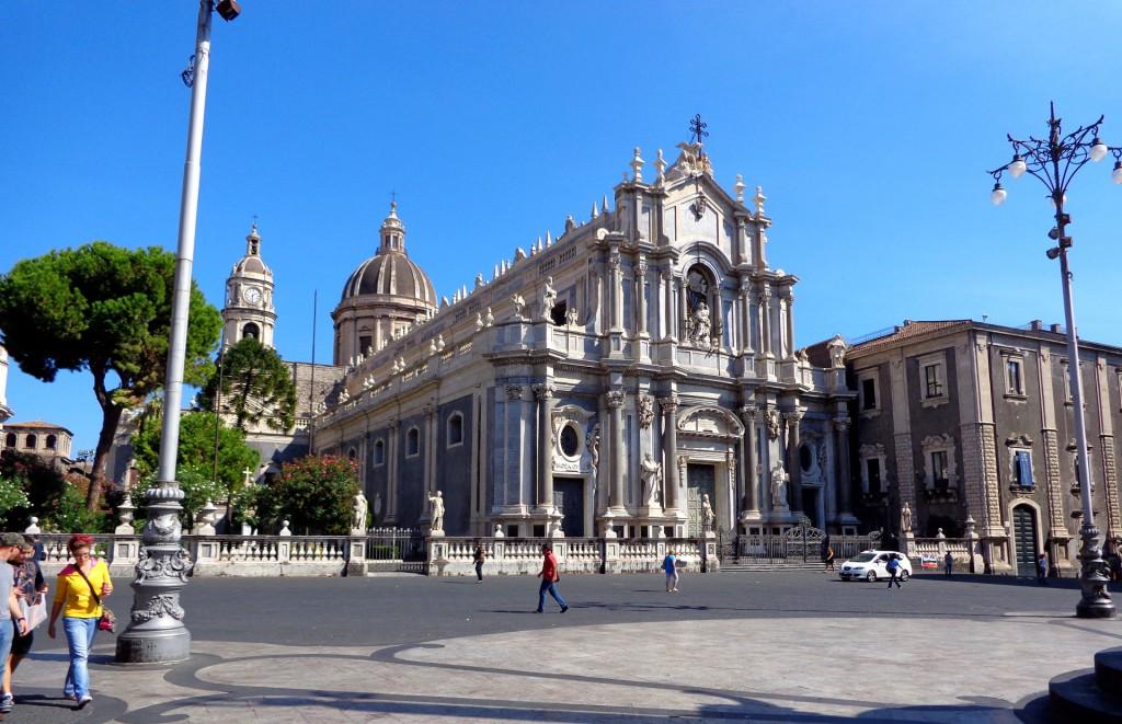 """Катедралата на Катания """"Света Агата"""""""