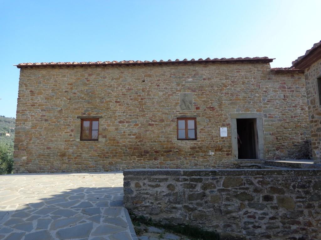 Родната къща на Леонардо да Винчи в Анкиано - 2