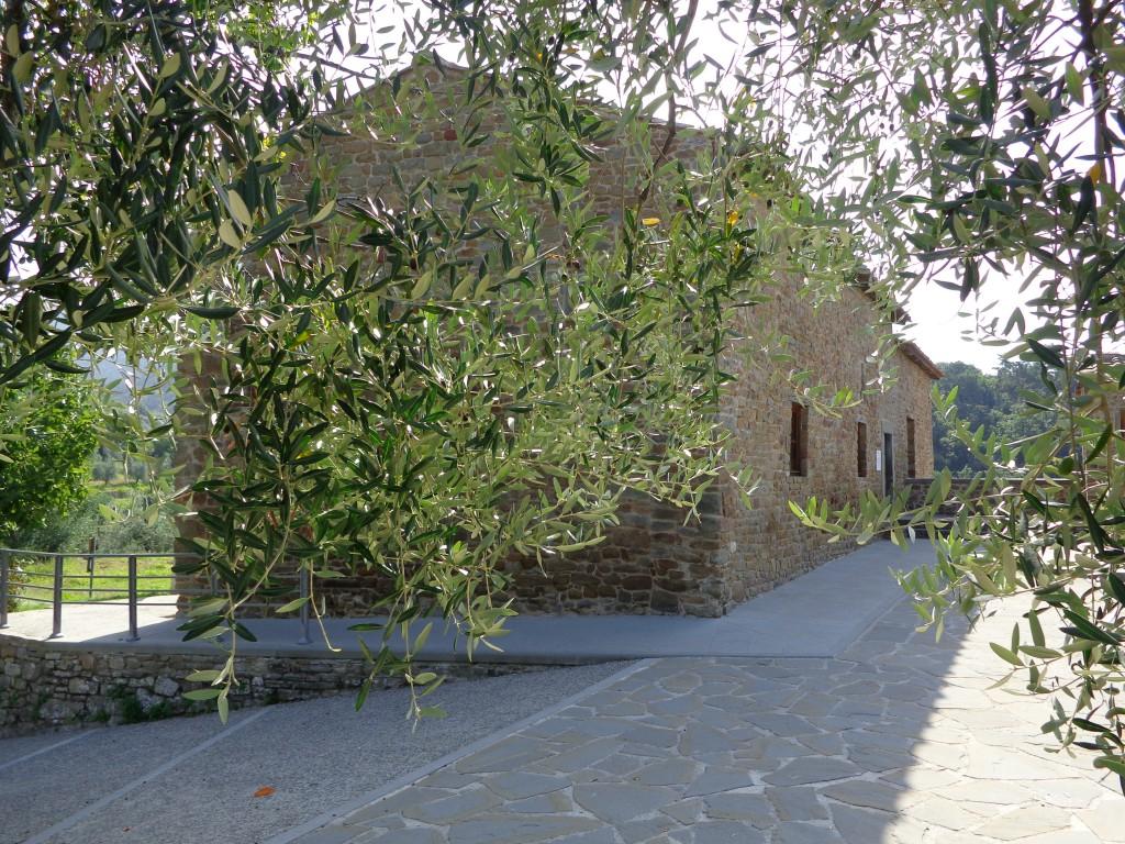 Родната къща на Леонардо да Винчи в Анкиано - 4