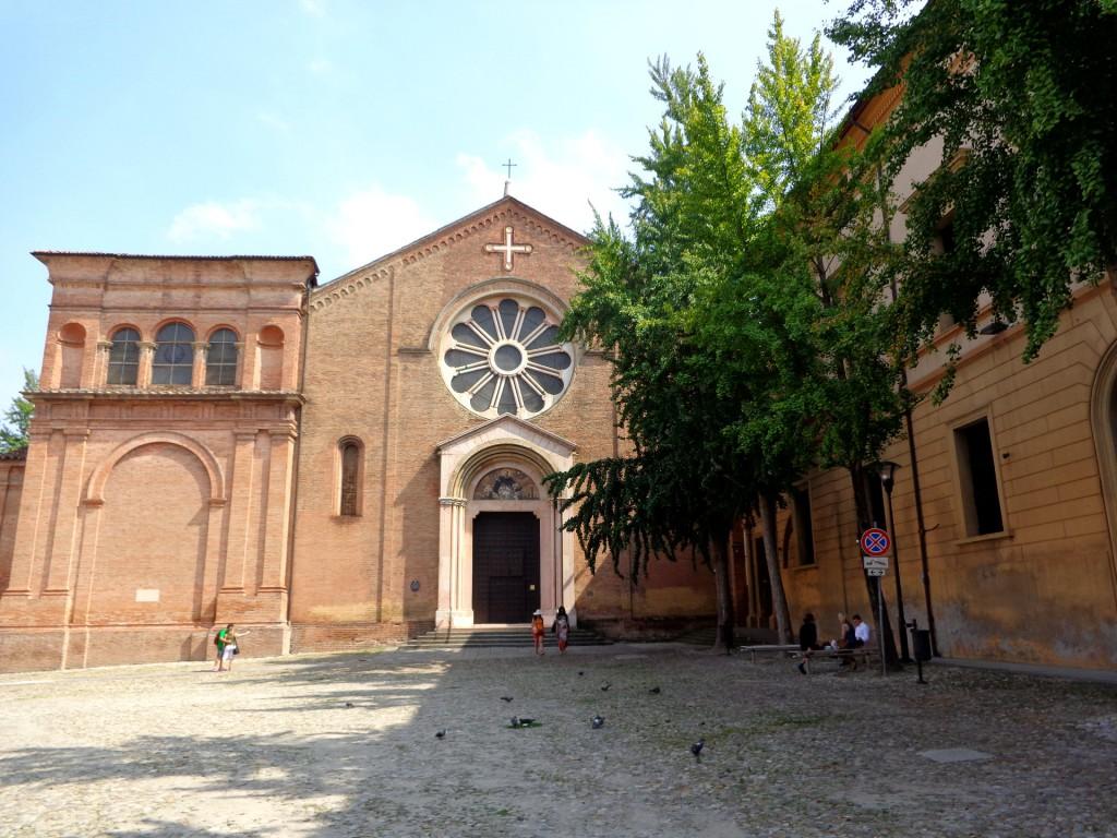 "Болоня, базиликата ""Сан Доменико"""