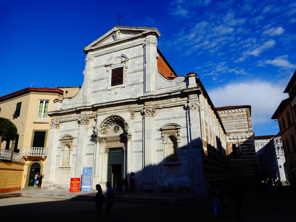 Лука, църквата на светите Джовани и Репарата