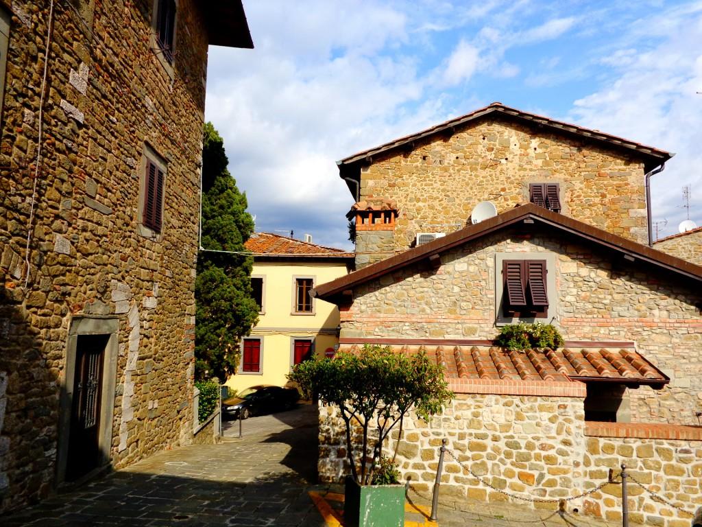 Монтекатини алто - Тоскана