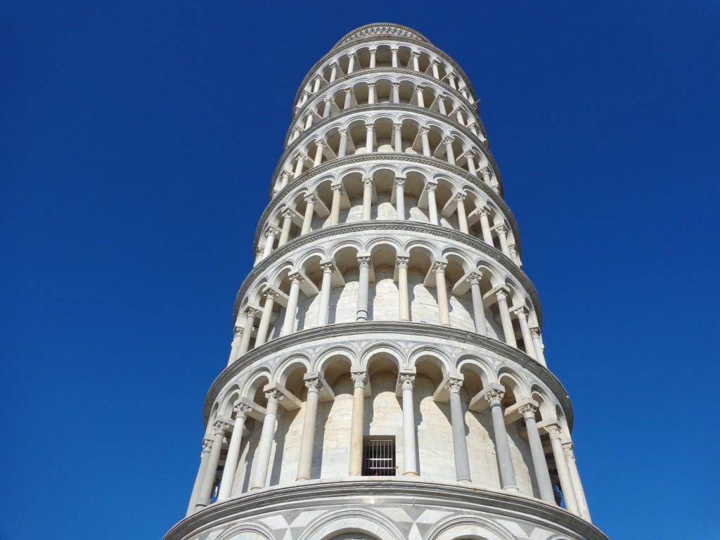 Отново Ноклонената кула в Пиза
