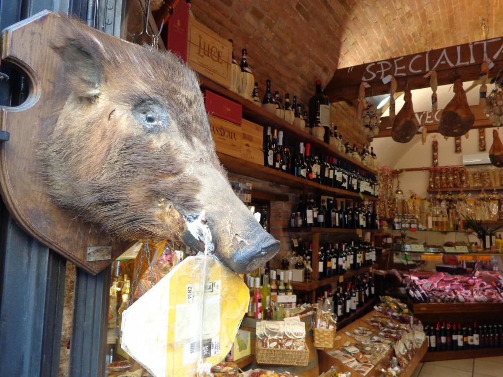 """Сан Джиминяно е """"вкусен"""" с виното си месото си"""
