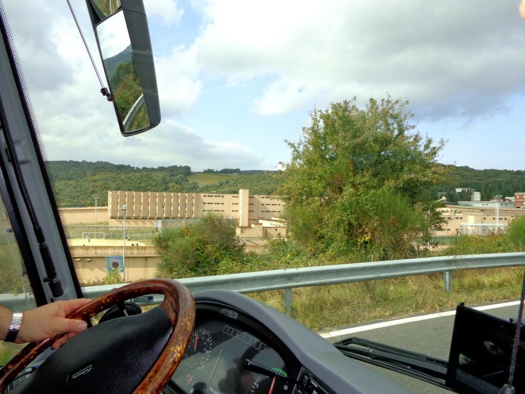 """Затворът """"Ранца"""" е разположен край Сан Джиминяно"""