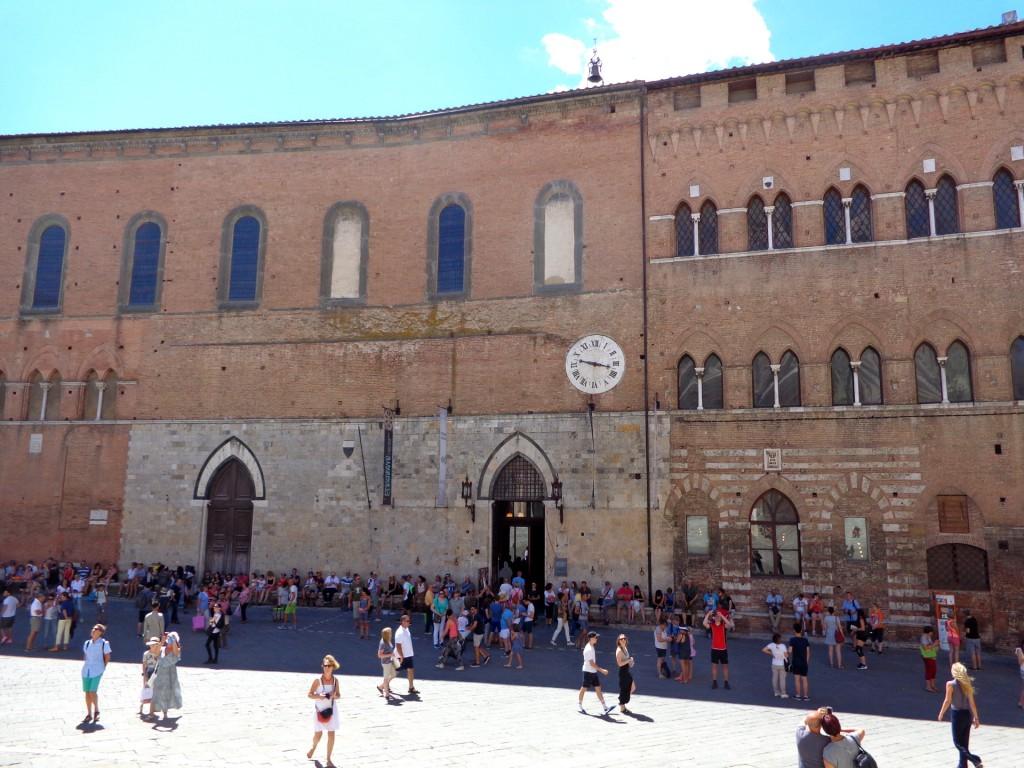 """Сиена, музеен комплекс """"Санта Мария дела Скала"""""""