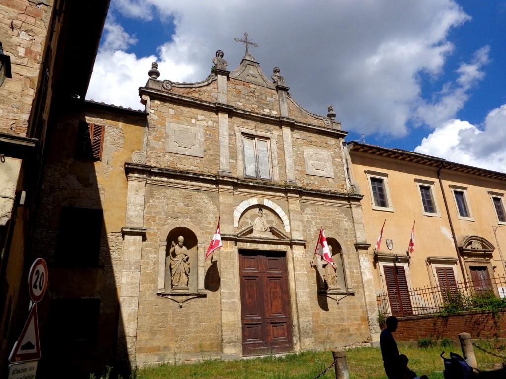 """Волтера – църквата """"Свети Августин"""""""