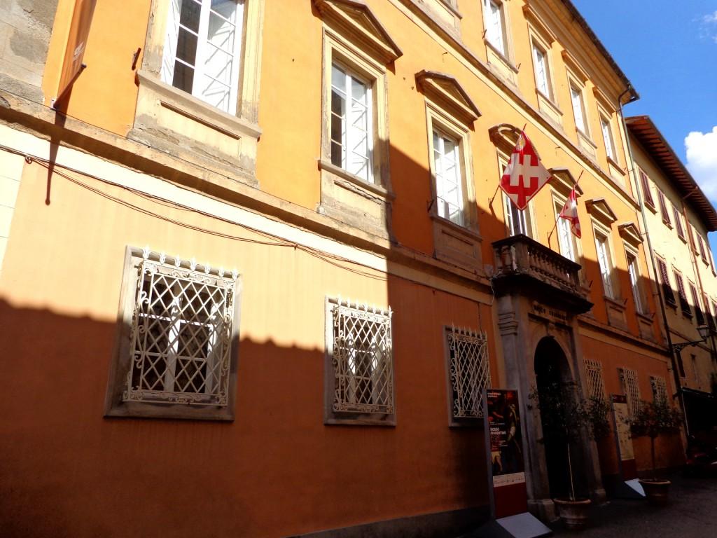 "Волтера – Етруският музей ""Гуарначи"""