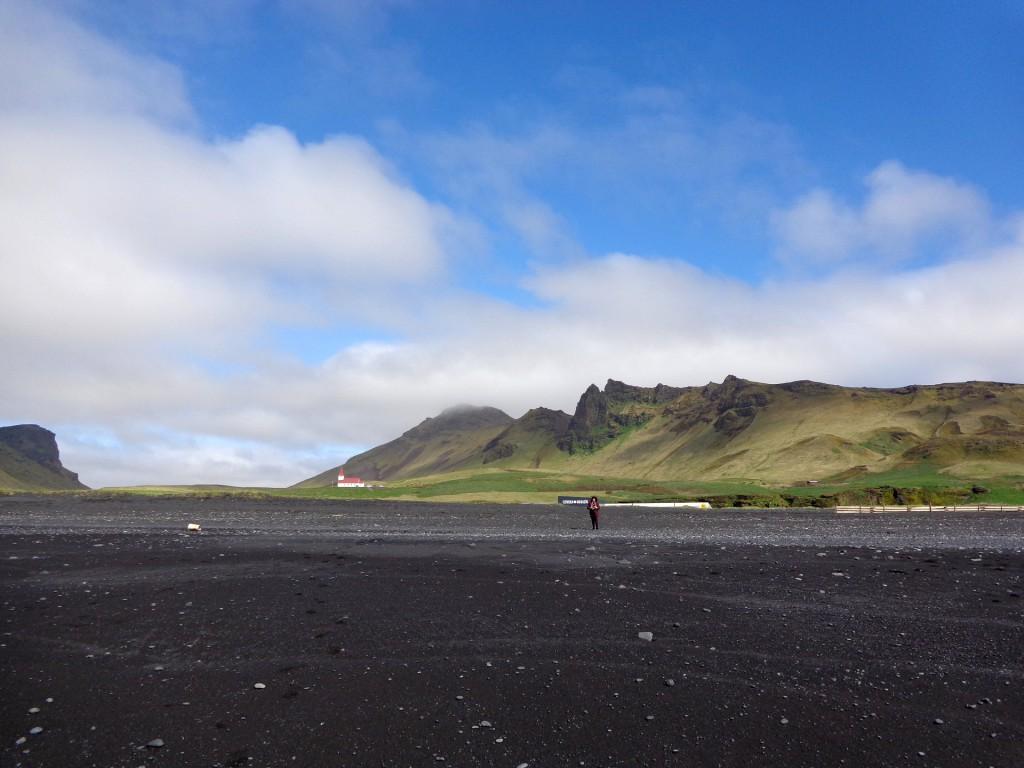 Пейзаж от Южна Исландия