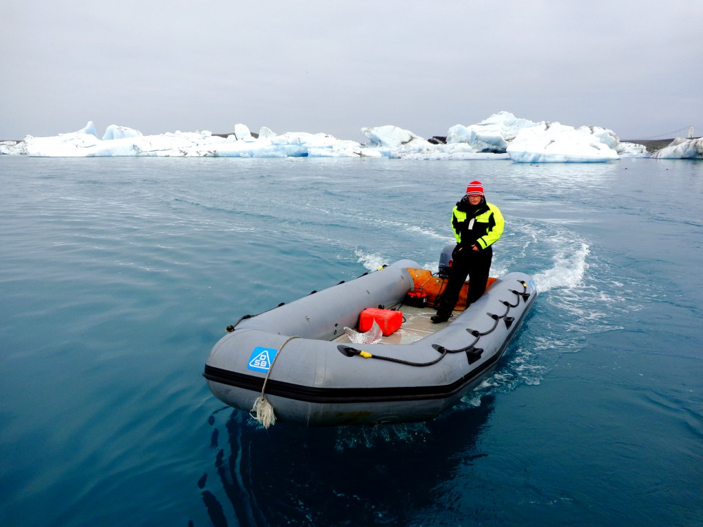 Ледената лагуна Йокулсарлон