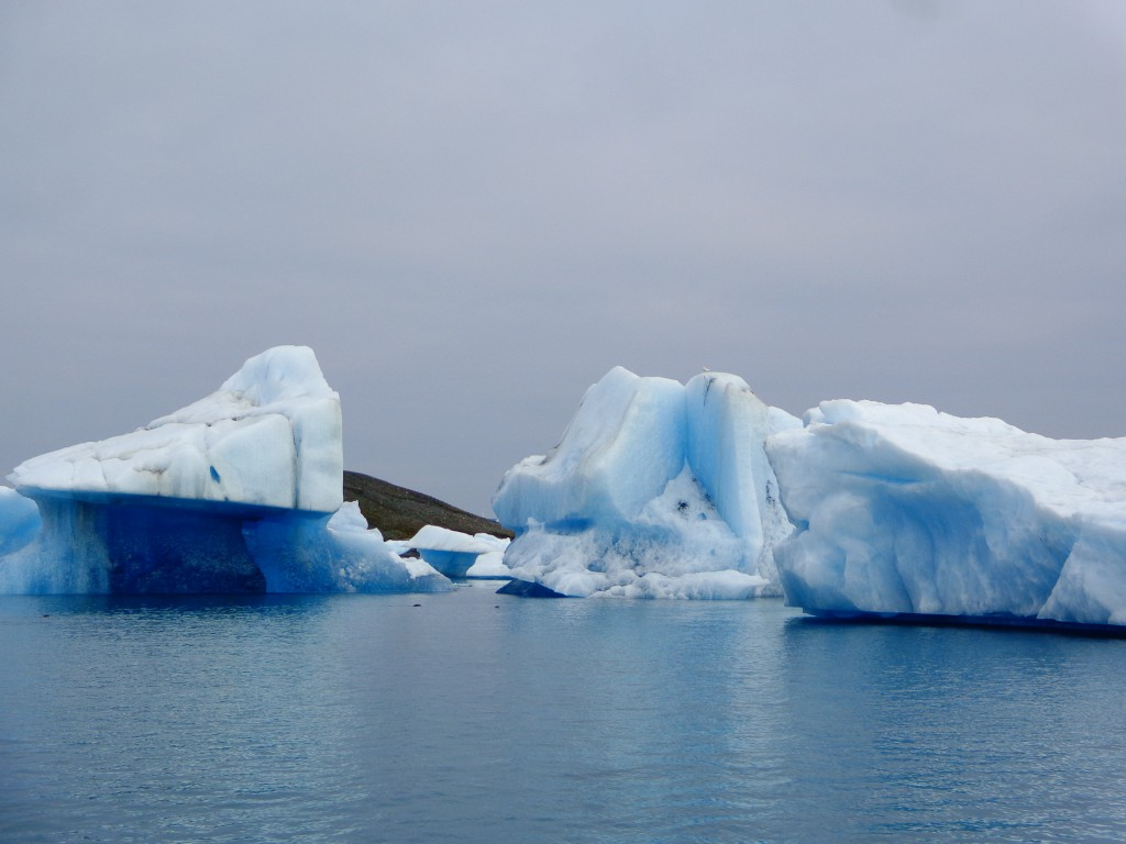 Ледниковата лагуна Йокулсарлон - 3