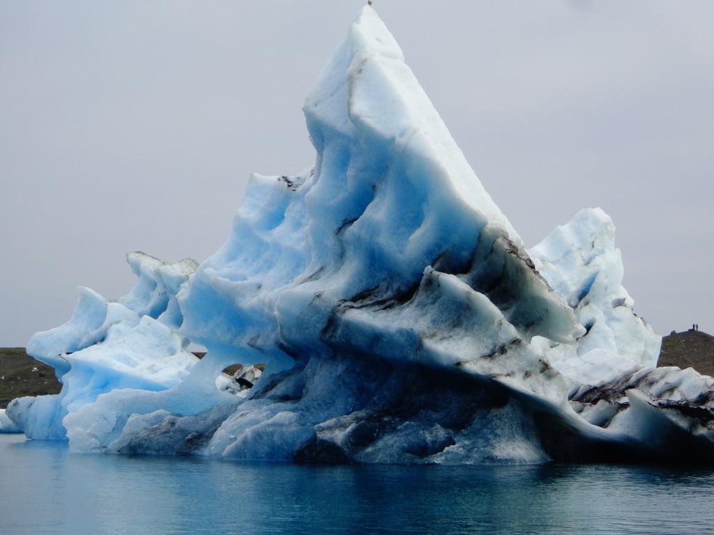 Ледниковата лагуна Йокулсарлон - 4