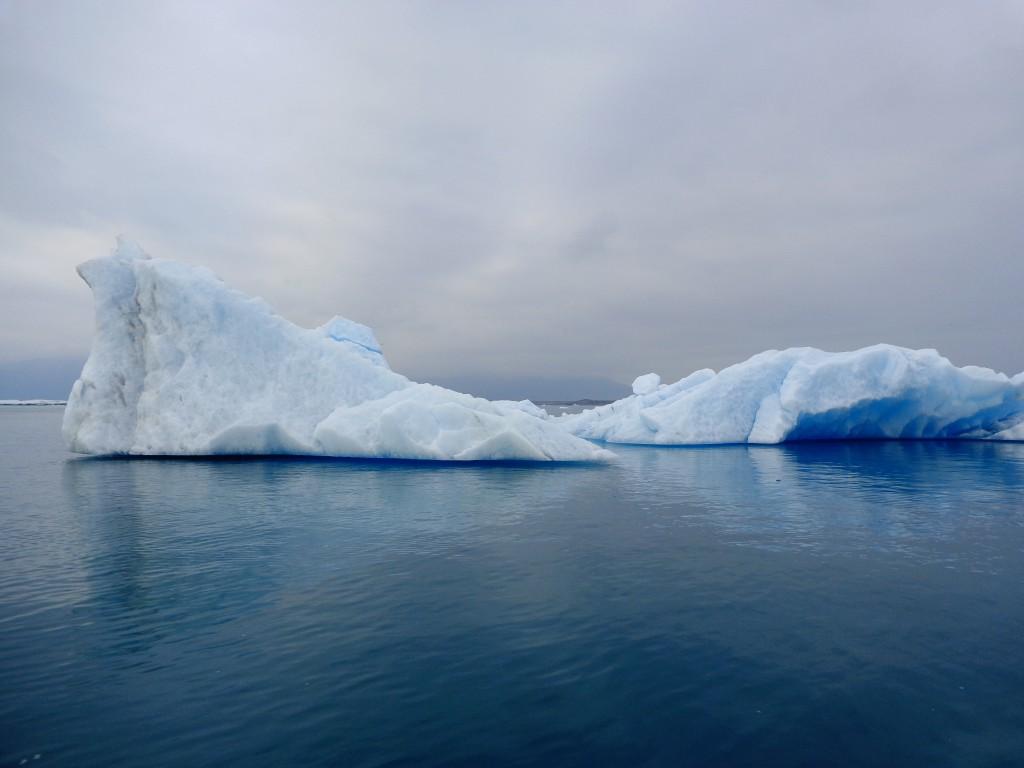 Ледниковата лагуна Йокулсарлон - 6