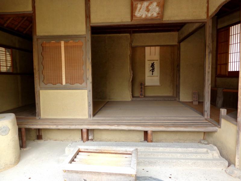 Древна къща в Киото