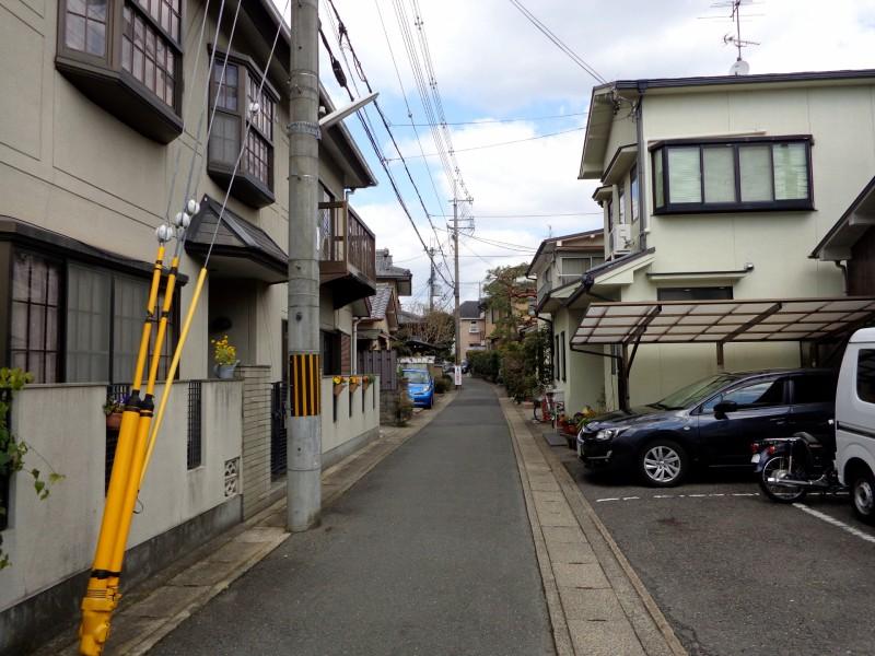Уличка в Киото