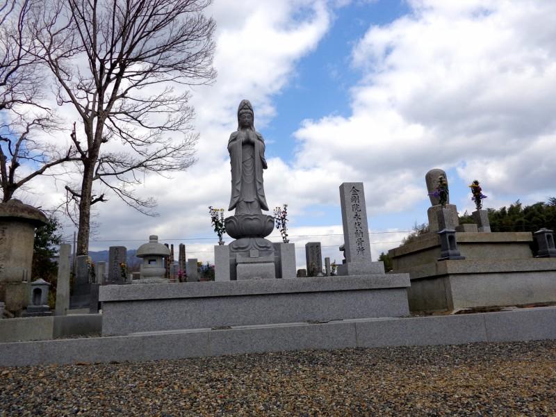 Квартално гробище в Киото