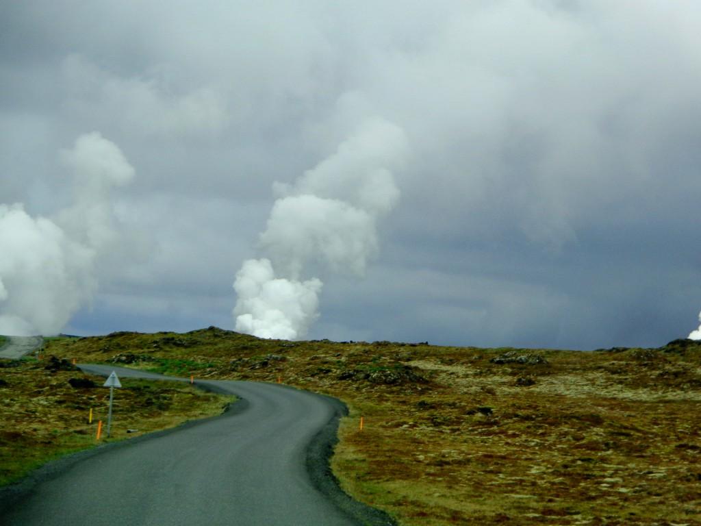 По пътищата на полуостров Рейкянес - 5