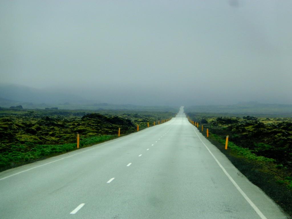 По пътищата на полуостров Рейкянес - 1