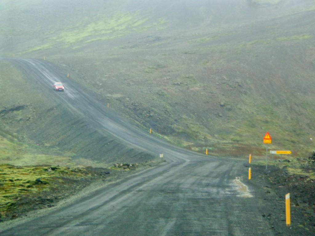 По пътищата на полуостров Рейкянес - 2