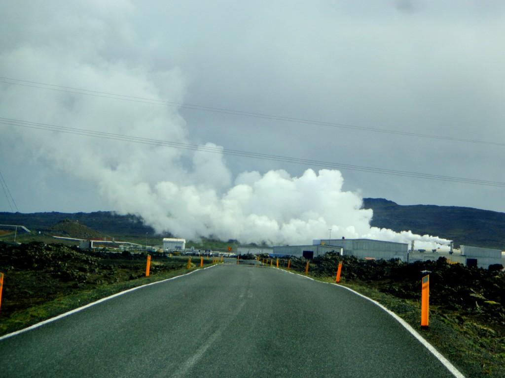 По пътищата на полуостров Рейкянес - 4