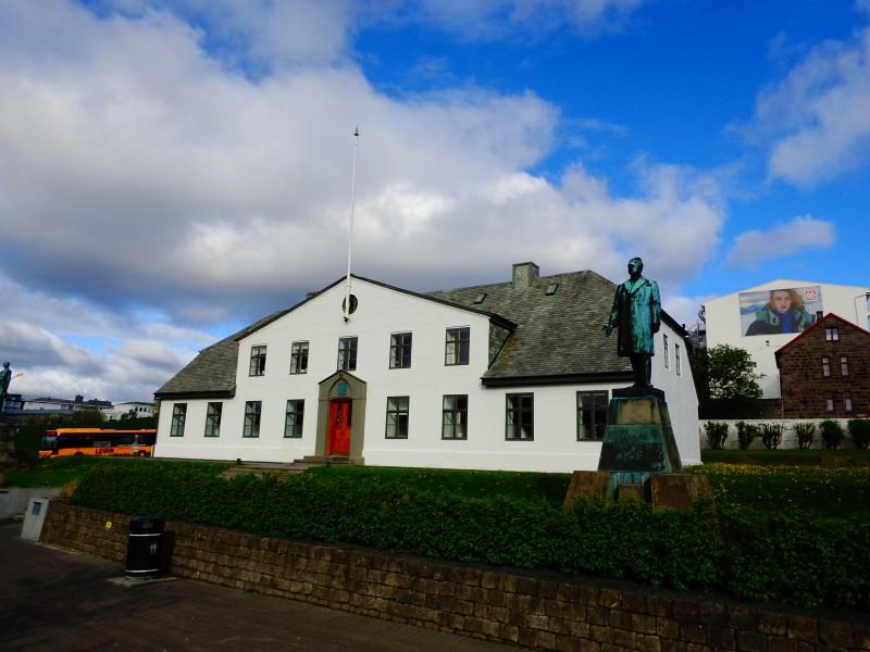 Министерският съвет на Исландия - бивш затвор