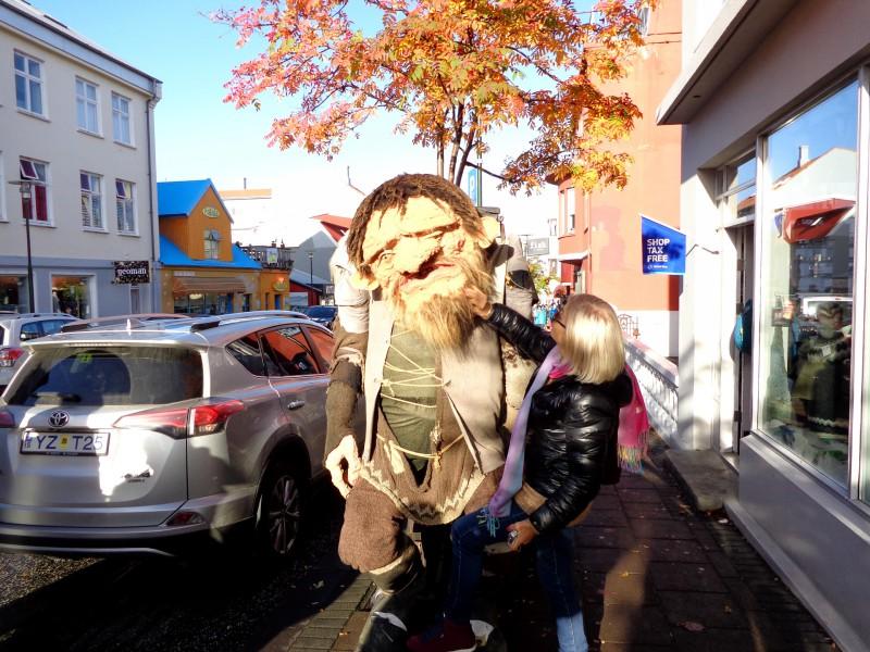 Исландският трол Лепалуди