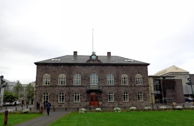 Алтингът - парламентът на Република Исландия