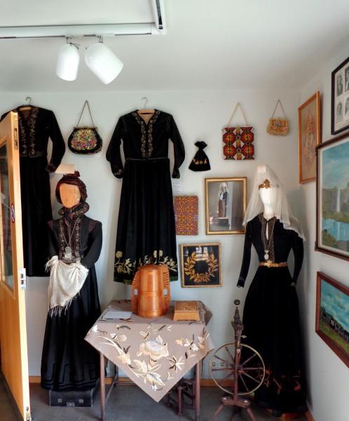 Женски носии от Южна Исландия